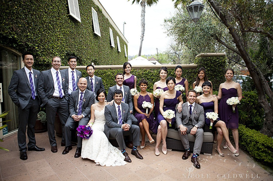 weddings surf and sand resort laguna beach photo by Nicole caldwell Studio 00847