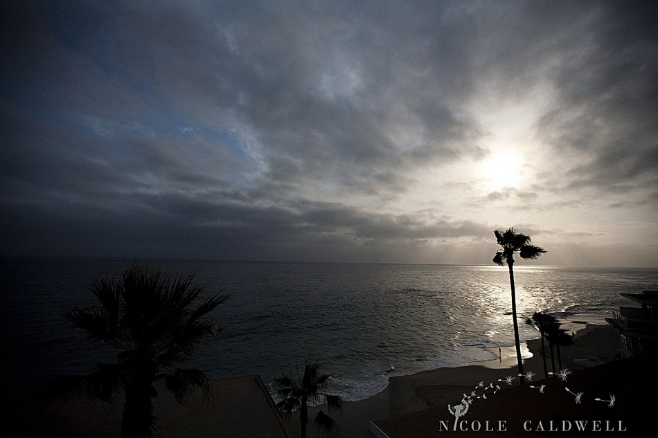 weddings surf and sand resort laguna beach photo by Nicole caldwell Studio 00858