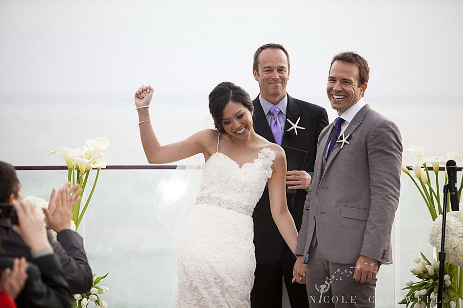 weddings surf and sand resort laguna beach photo by Nicole caldwell Studio 00872