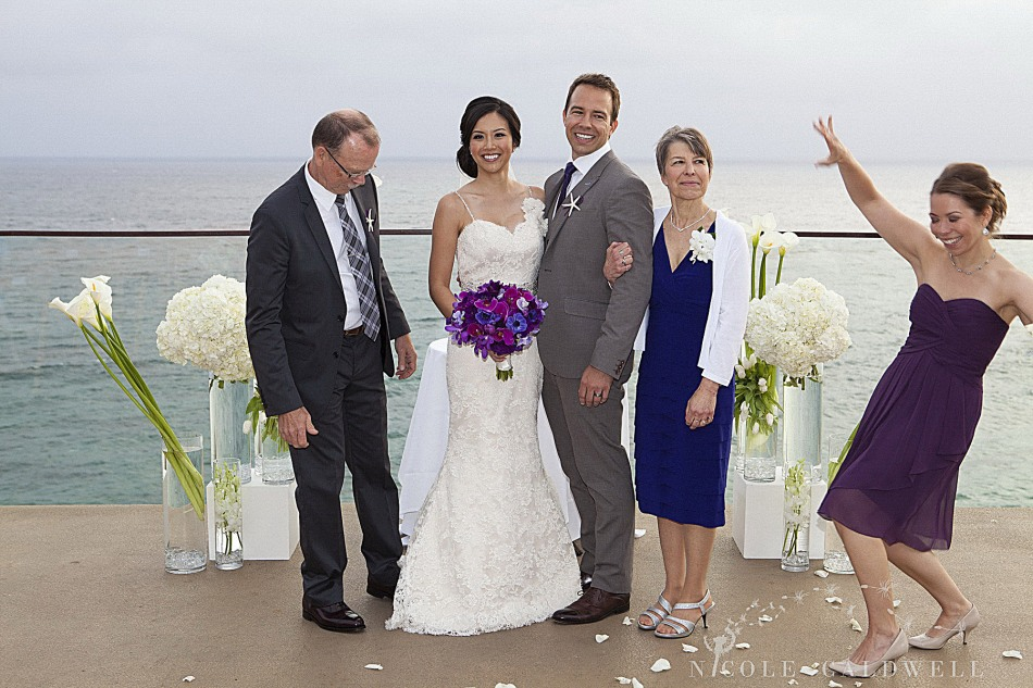 weddings surf and sand resort laguna beach photo by Nicole caldwell Studio 00876