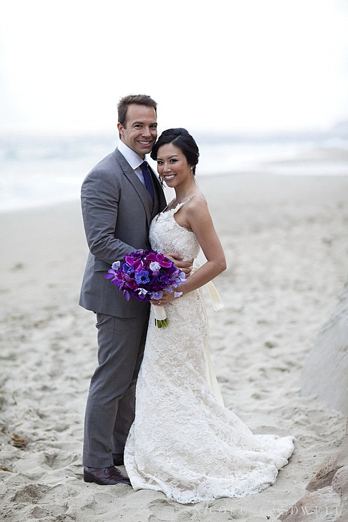 weddings surf and sand resort laguna beach photo by Nicole caldwell Studio 00880