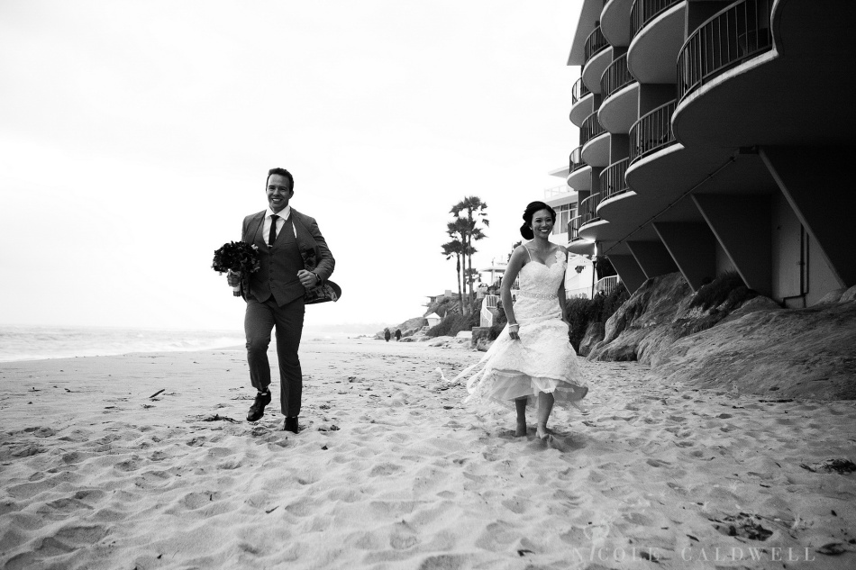 weddings surf and sand resort laguna beach photo by Nicole caldwell Studio 00884