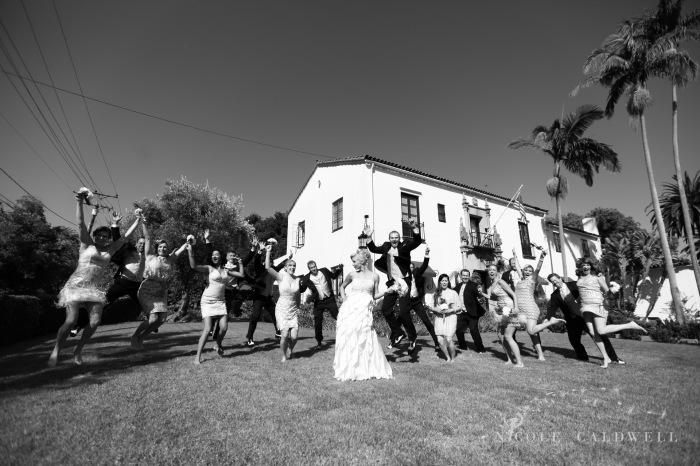 santa barbara wedding university club by Nicole Caldwell1157