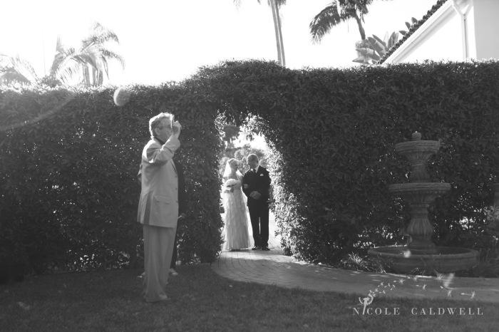 santa barbara wedding university club by Nicole Caldwell1160