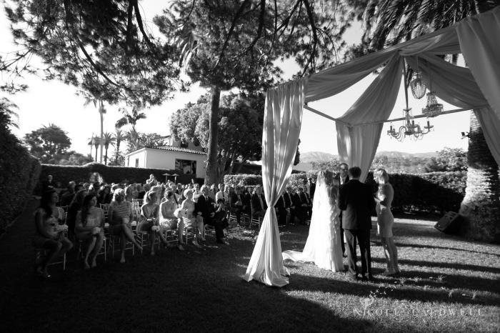 santa barbara wedding university club by Nicole Caldwell1164