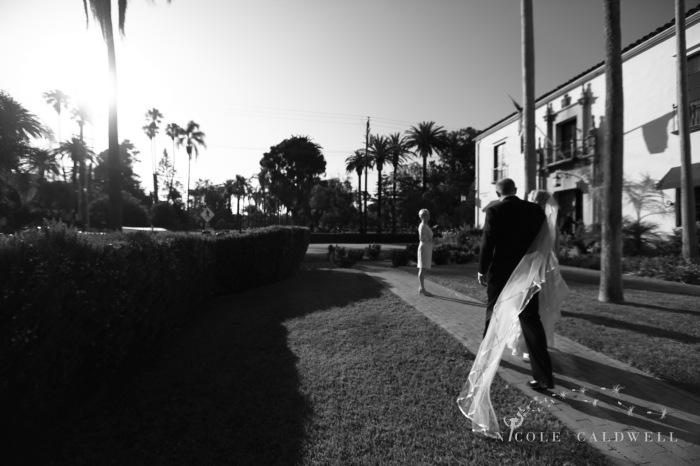 santa barbara wedding university club by Nicole Caldwell1168