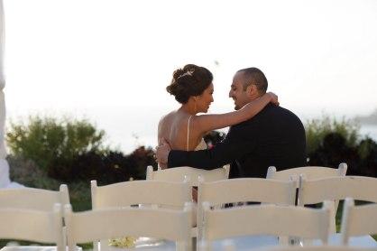 ceremony site ritz carlton laguna niguel wedding