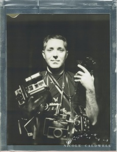 8 x 10 polaroid film impossible black and white photographer