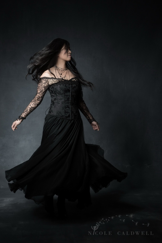 studio engagement sessions gothic steampunk nicole caldwell 03