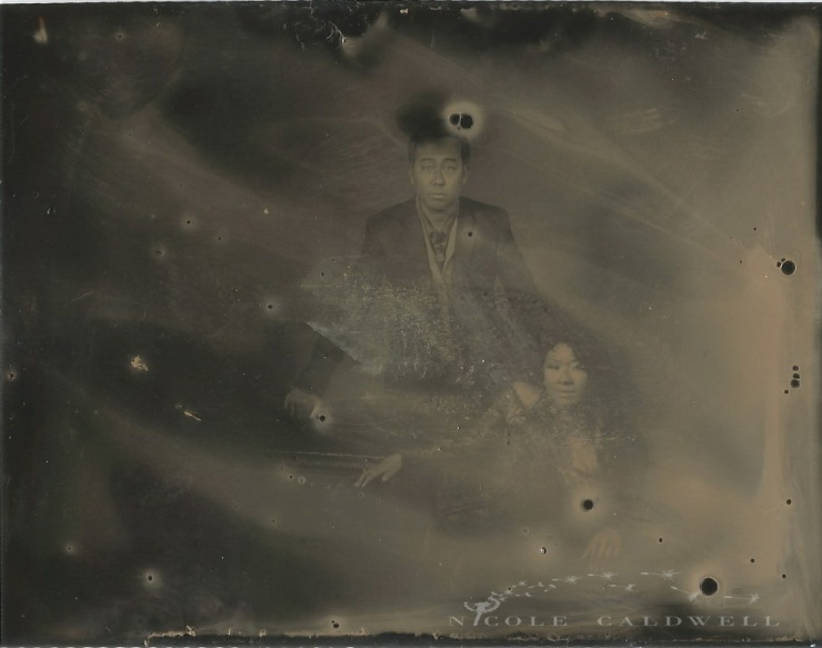 tintype engagement photos steam punk nicole caldwell 02