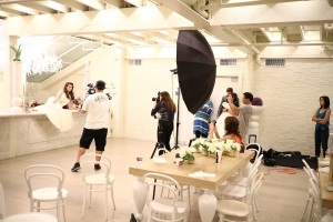 Photoshoot Anaheim packing house Hasselblad nicole caldwell