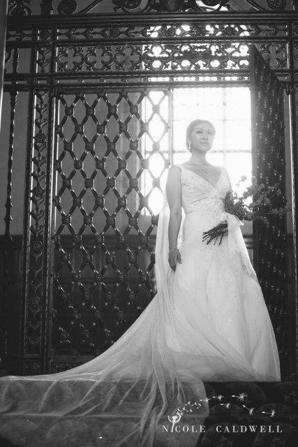 bride The MacArthur weddings formerly legendary-park-plaza-hotel- photographer