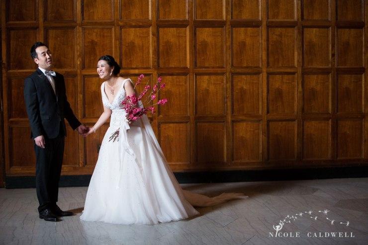 first look The MacArthur weddings formerly legendary-park-plaza-hotel- photographer