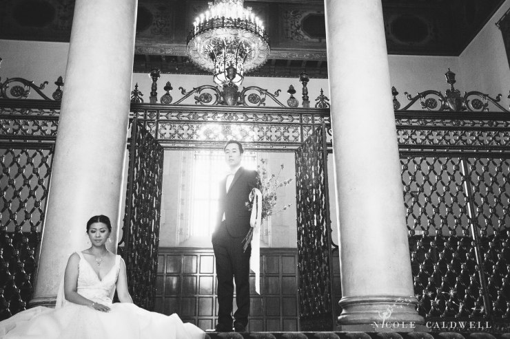 The MacArthur weddings formerly legendary-park-plaza-hotel- photographer bride and groom