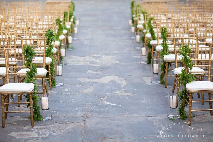 ceremony aisle The MacArthur weddings formerly legendary-park-plaza-hotel- photographer