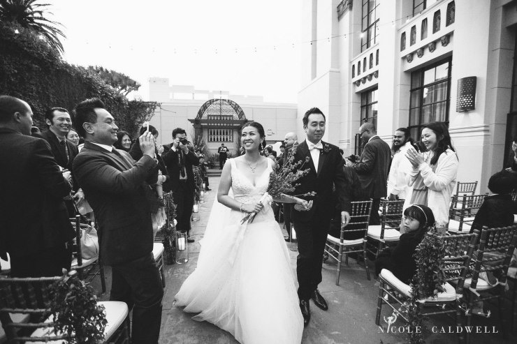 ceremony The MacArthur weddings formerly legendary-park-plaza-hotel- photographer