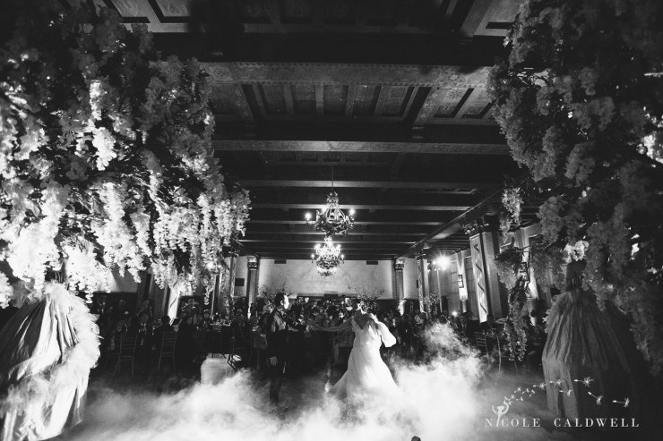 recption The MacArthur weddings formerly legendary-park-plaza-hotel- photographer