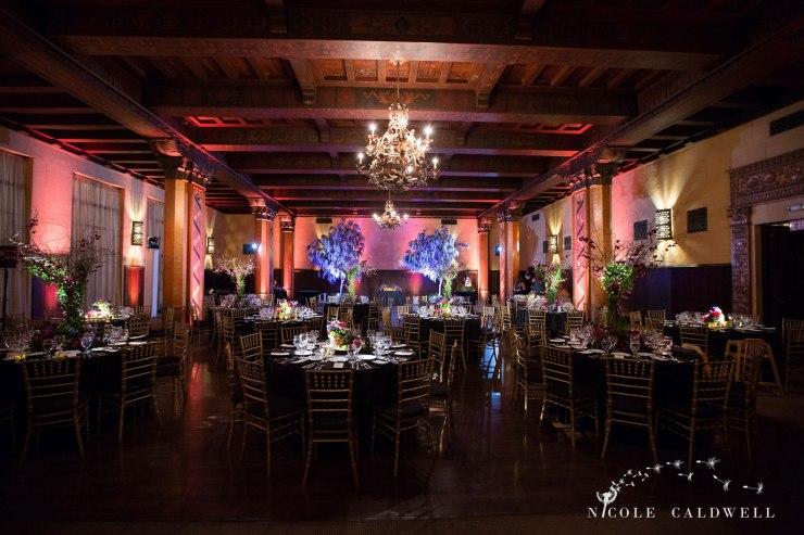The MacArthur weddings formerly legendary-park-plaza-hotel- photographer reception