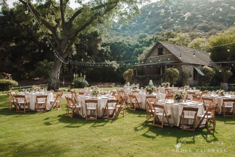 Wedding Tasting Temecula Creek Inn The Meadows