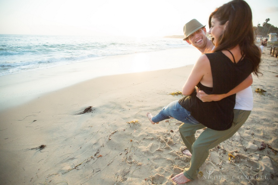 engagement photos crtystal cove beach by nicole caldwell 05