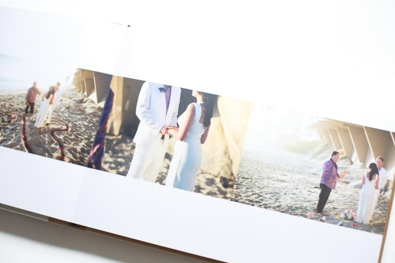 surf and sand elopement wedding album nicole caldwell 08 laguna beach