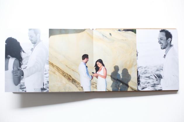 surf and sand elopement wedding album nicole caldwell 09 laguna beach