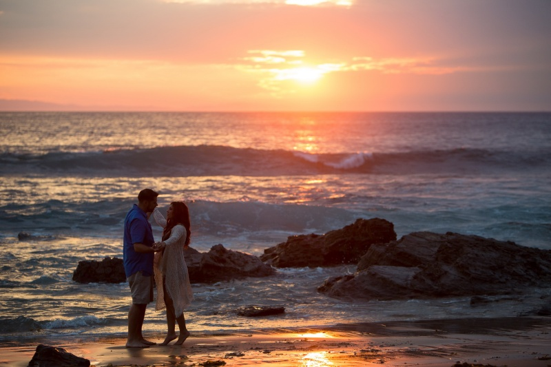 crystal cove lagune beach engagement photos by nicole caldwell 16