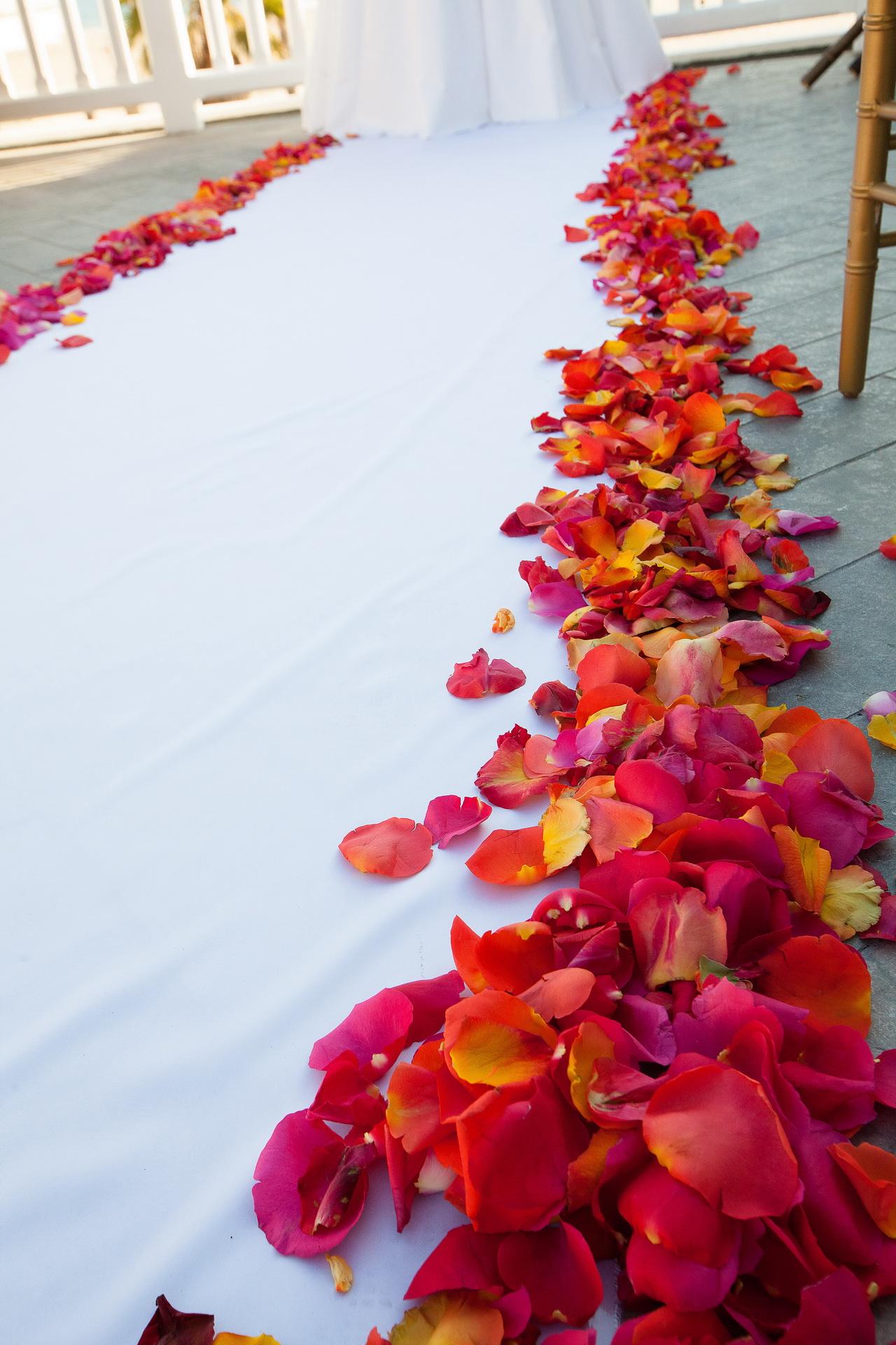 Beach Club Santa Monica Wedding