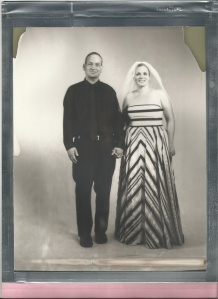 8 x 10 polaroid impossible project film by artist Nicole Caldwell 09