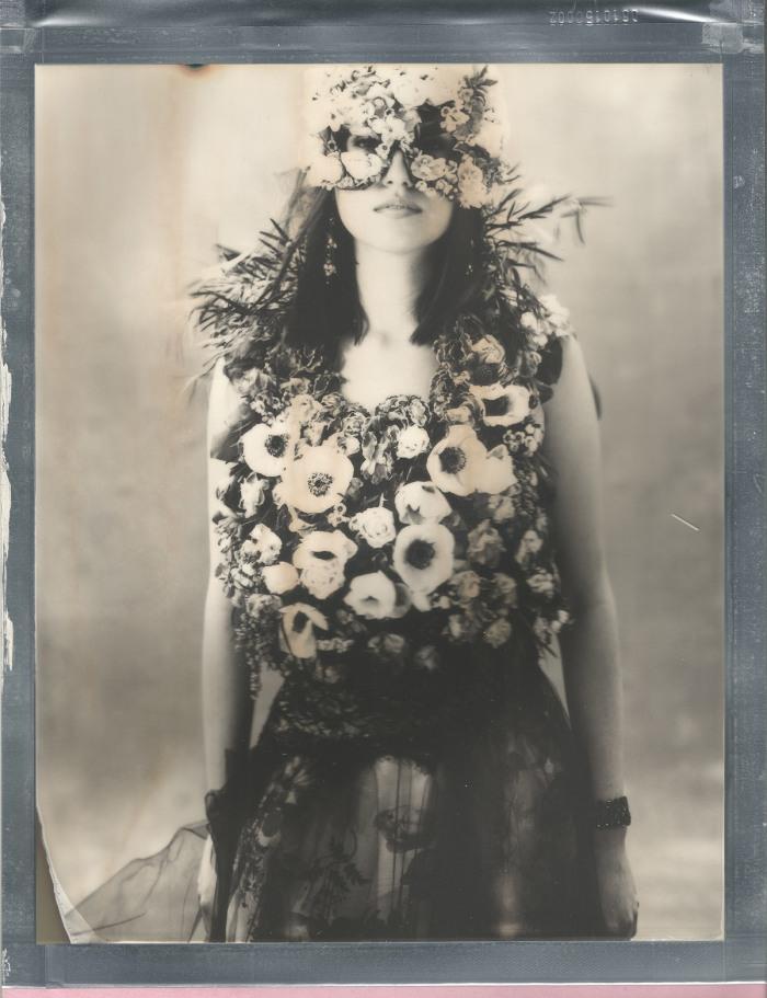 8 x 10 polaroid impossible project Nicole Caldwell