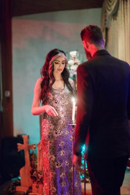 las vegas elopment photographer nicole caldwell viva las vegas weddings dracula 13