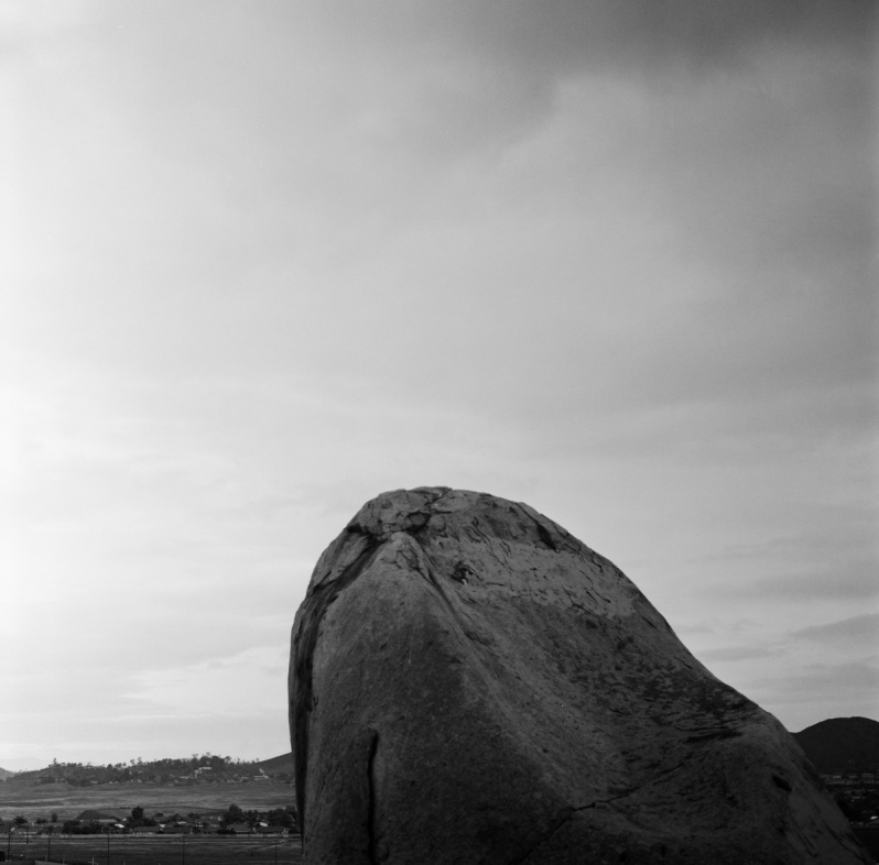 canyon lake rocks of the inland empire hasselblad film photo by nicole caldwell 24