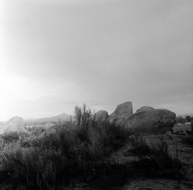 canyon lake rocks of the inland empire hasselblad film photo by nicole caldwell 30