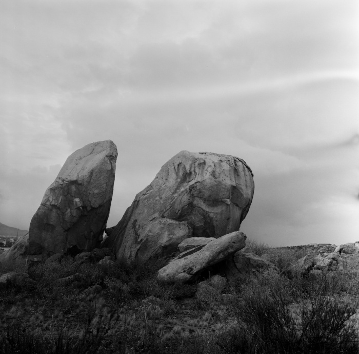 canyon lake rocks of the inland empire hasselblad film photo by nicole caldwell 31