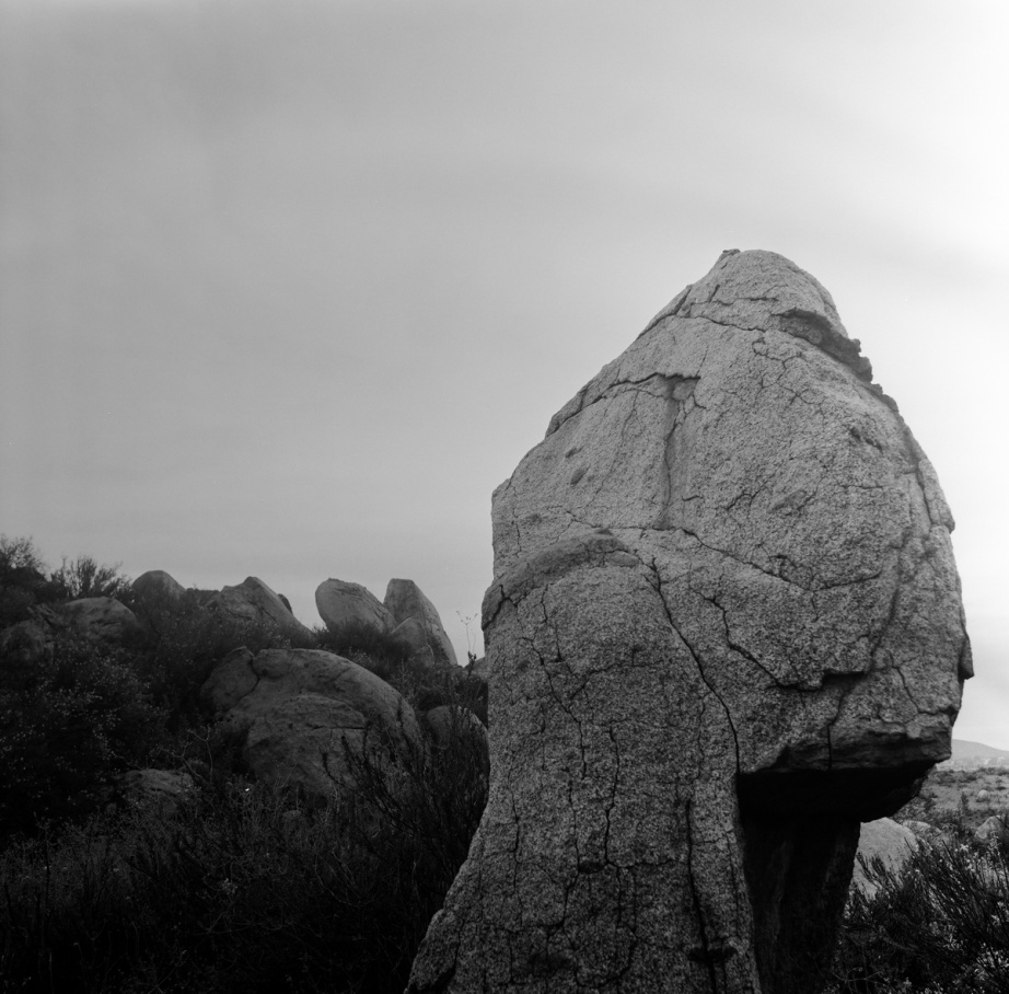 canyon lake rocks of the inland empire hasselblad film photo by nicole caldwell 32