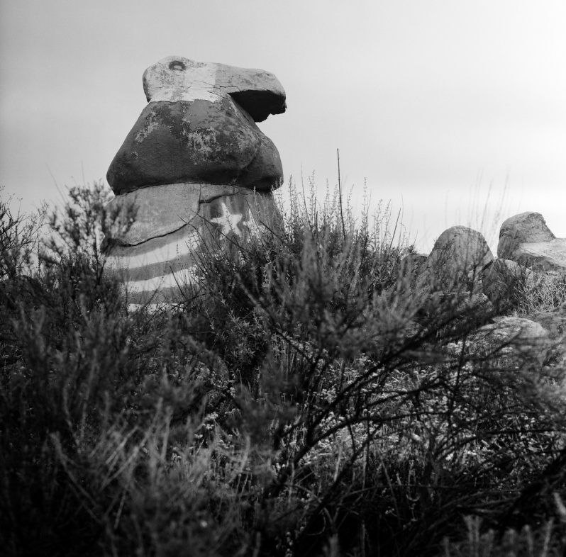 canyon lake rocks of the inland empire hasselblad film photo by nicole caldwell 33