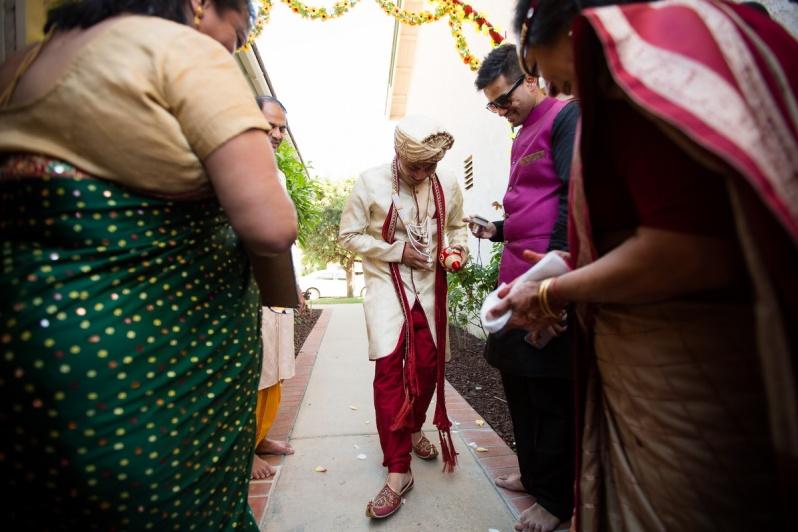 indian backyard wedding orange county nicole caldwell photo 06