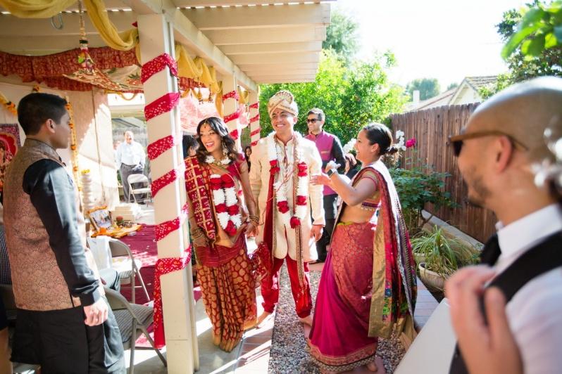 indian backyard wedding orange county nicole caldwell photo 14
