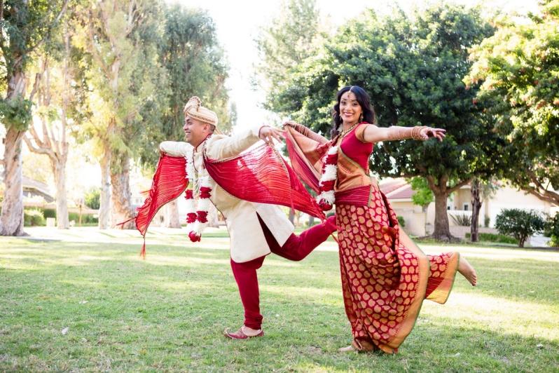 indian backyard wedding orange county nicole caldwell photo 15