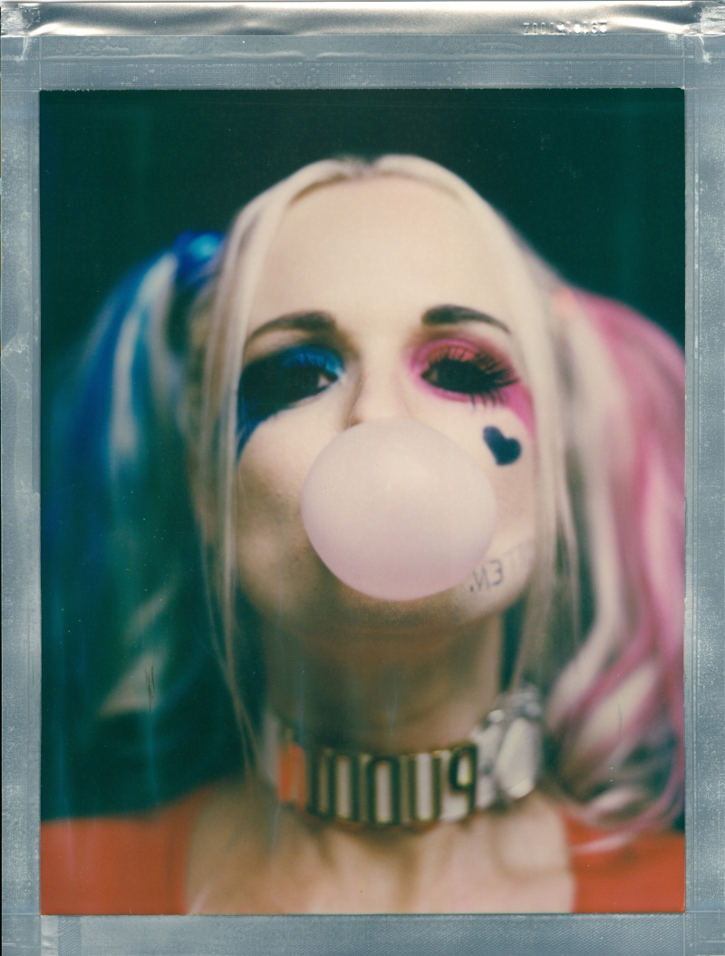 8 x 10 poalroids impossible project nicole caldwell 04 color film