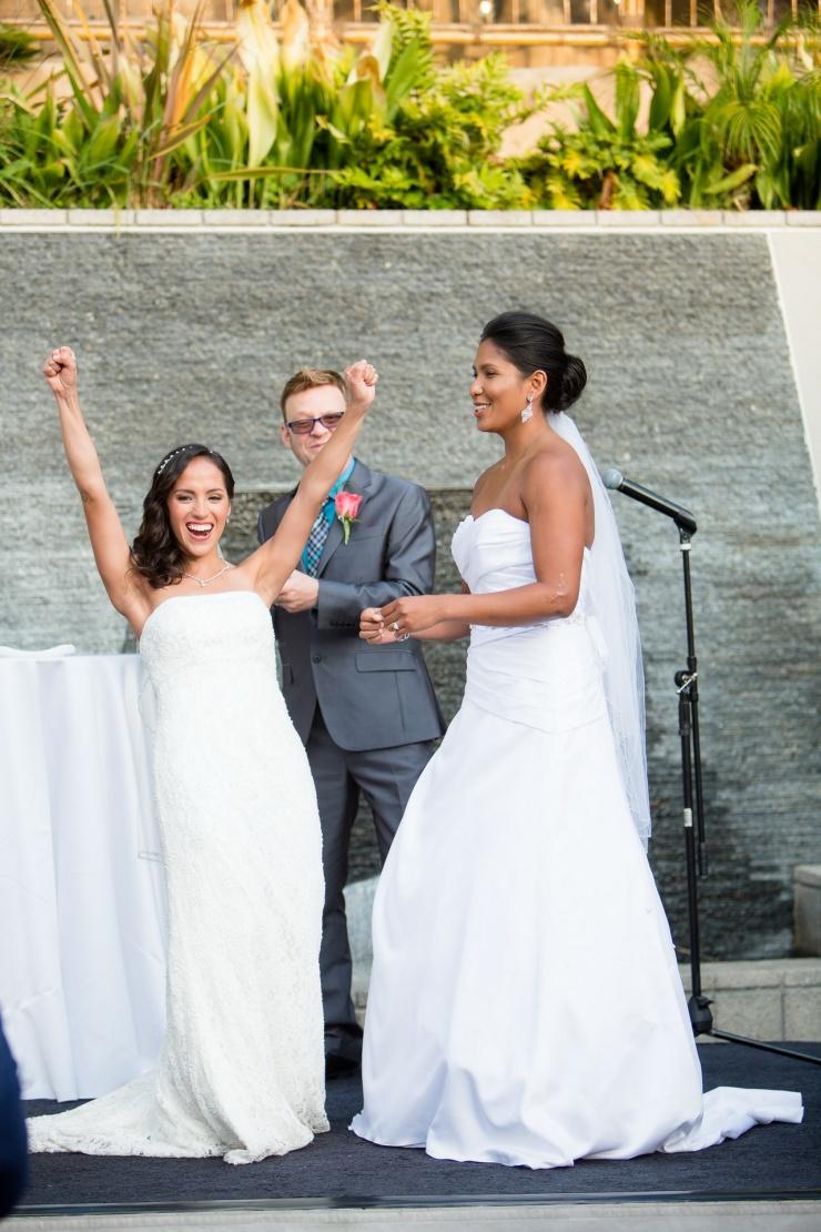 seven degrees weddings laguna beach Nicole Caldwell same sex 78