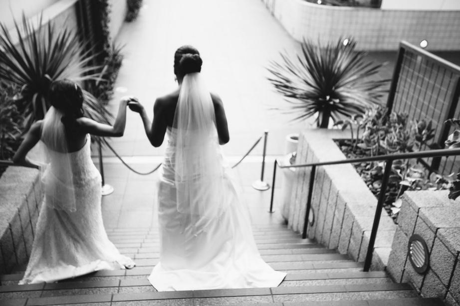 seven degrees weddings laguna beach Nicole Caldwell same sex 92