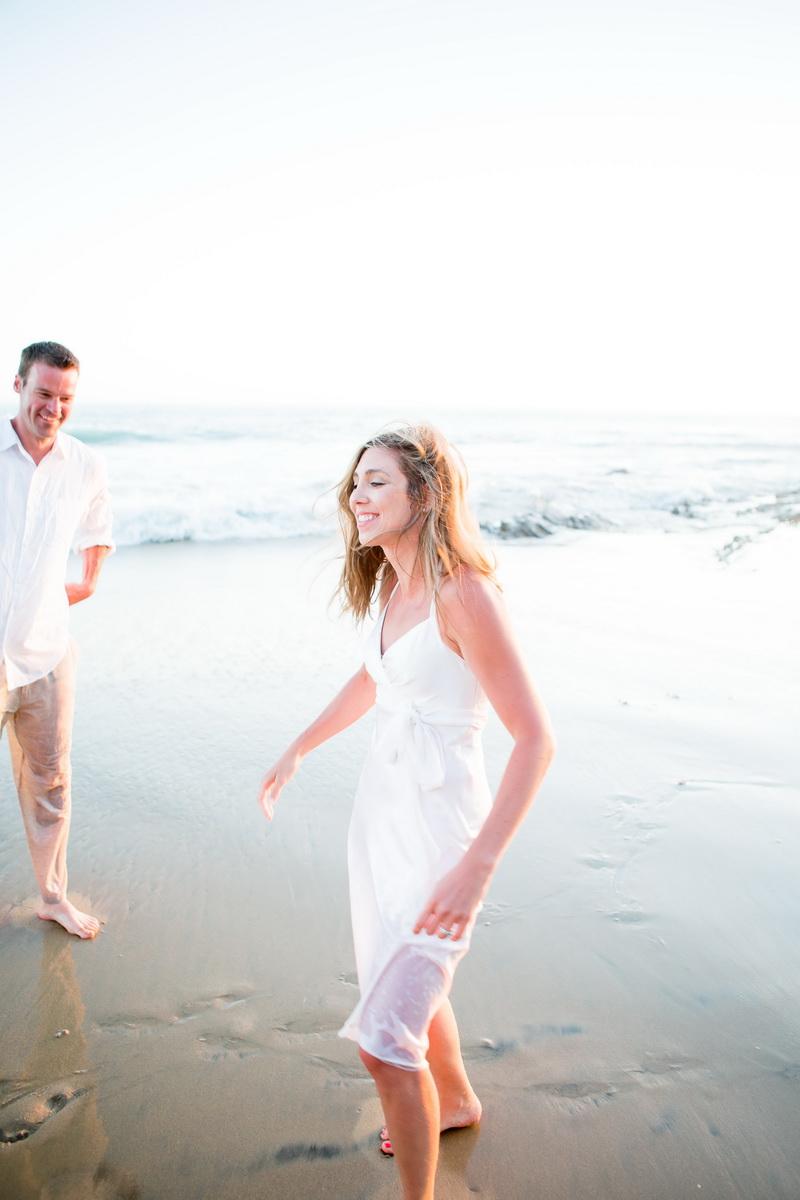 trash the dress 10 year anniversarty shoot laguna beach crystal cove state beach by nicole caldwell 07