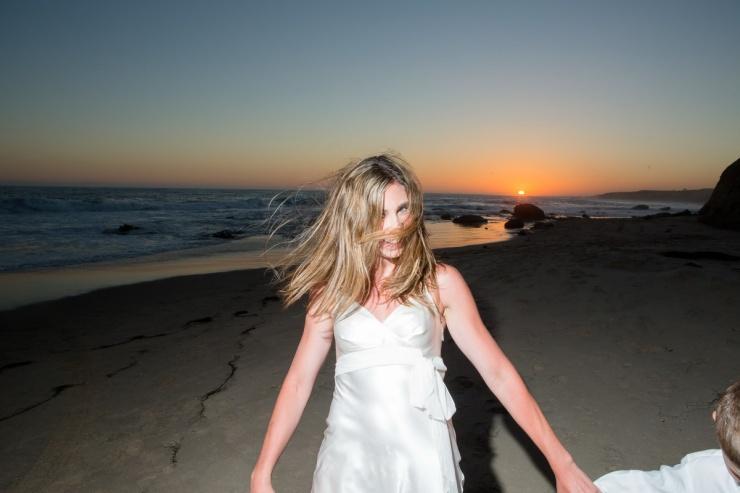 trash the dress 10 year anniversarty shoot laguna beach crystal cove state beach by nicole caldwell 09