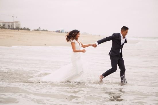 Huntington Beach Weddings On The Sand