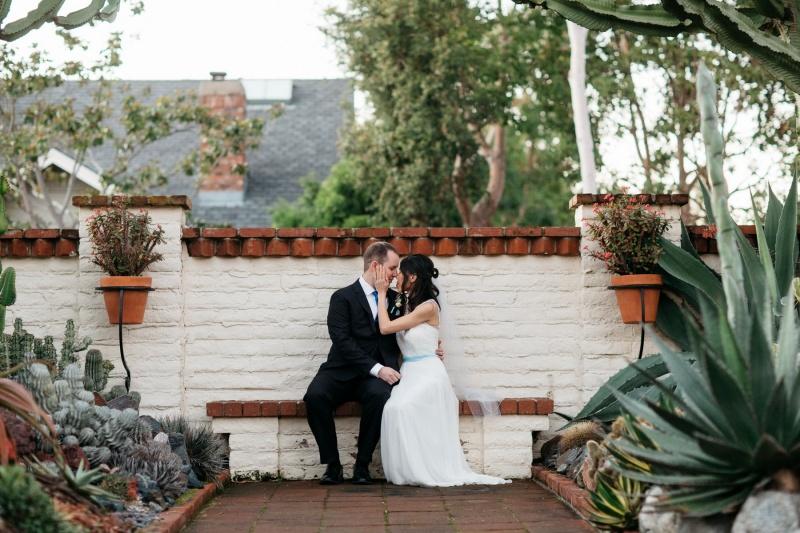 Sherman gardens wedding corona del mar nicole caldwell for King s fish house corona